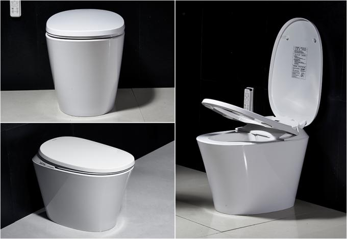 Intelligent  Electric Bidet Toilet Smart Insanting Heating Automatic Flushing Toilet