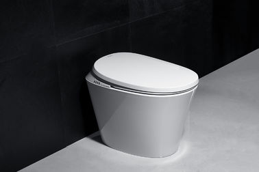 China Intelligent  Electric Bidet Toilet Smart Insanting Heating Automatic Flushing Toilet supplier