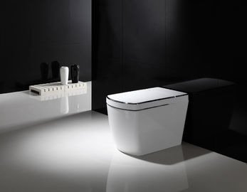 China Slow Down Bathroom Smart Toilet With the Function of Instant Heating Type Warm Water Washing distributor