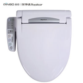 China Intelligent Bidet Advanced Warm Toilet Seat Cover With 110V - 220V Voltage distributor