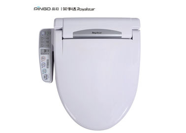 China Paperless Intelligent Toilet Seat Cover Smart ABS Electric Heated Toilet Bidet factory