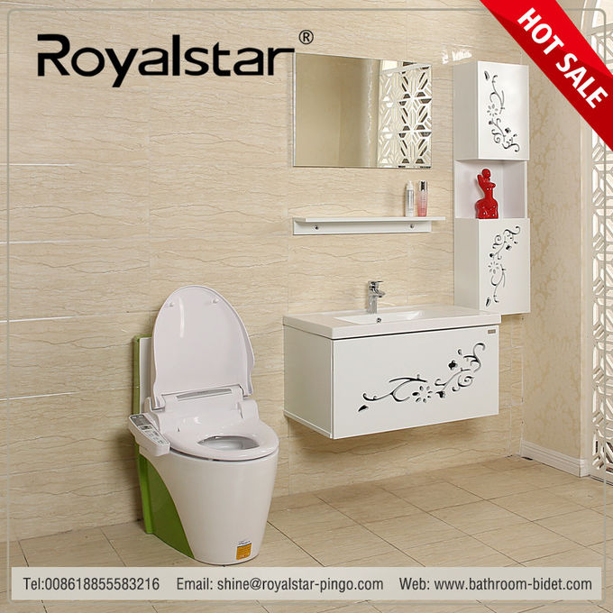 Royalstar Smart Heated Toilet Seat Bidet Adjustable Washing Position